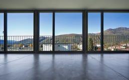 interior modern house Stock Photo