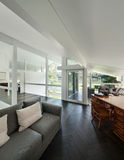 Interior of a modern house Stock Photography
