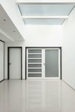 Interior modern house, corridor view Royalty Free Stock Images