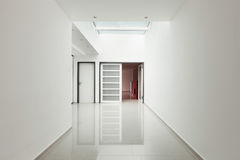 Interior modern house, corridor view Stock Photography