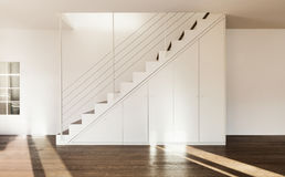 Interior modern house Royalty Free Stock Image