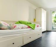 Interior modern house, room stock photography