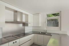 Interior, modern kitchen Royalty Free Stock Photo