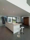 Interior, modern kitchen Stock Image