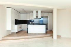Interior, modern kitchen Stock Photography