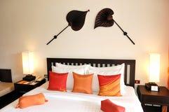 Interior of the modern luxury villa Royalty Free Stock Photography