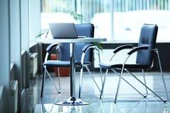 interior modern office Στοκ φωτογραφία με δικαίωμα ελεύθερης χρήσης