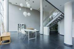 interior modern office Στοκ εικόνα με δικαίωμα ελεύθερης χρήσης