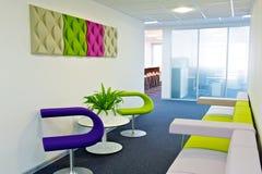 interior modern office Στοκ Φωτογραφία