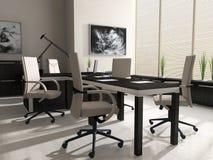 Interior of modern office Royalty Free Stock Photos