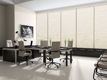 Interior of modern office Stock Image