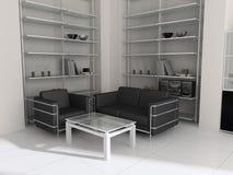 Interior of modern office Stock Photo