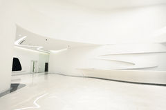 Interior of a modern office building Royalty Free Stock Images