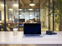 Interior of a modern office Royalty Free Stock Photos