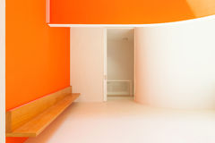 interior, modern school Royalty Free Stock Photo