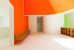 interior, modern school Royalty Free Stock Photography