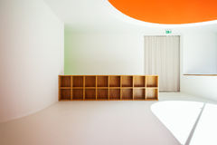 Interior modern school Stock Photography