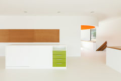 Interior modern school Stock Photo