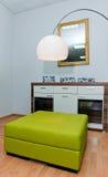 Interior moderno fotografía de archivo libre de regalías