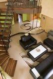Interior moderno Fotos de Stock Royalty Free