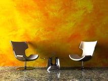 Interior moderno Imagem de Stock