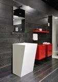 Interior moderno. Banheiro Imagem de Stock Royalty Free