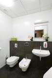 Interior moderno. Banheiro Fotografia de Stock