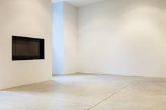 Interior moderno da casa Fotografia de Stock Royalty Free