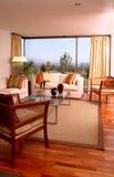 Interior moderno da casa Imagens de Stock Royalty Free