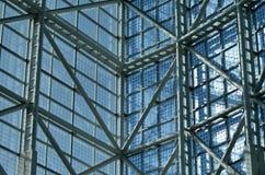 Interior moderno da construção Imagem de Stock Royalty Free