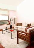 Interior moderno de la casa Fotografía de archivo