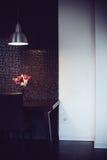 Interior moderno de la cocina Fotografía de archivo