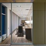 Interior moderno de la oficina Foto de archivo