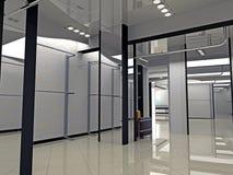 Interior moderno del departamento fotografía de archivo