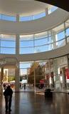 Interior moderno del edificio Fotografía de archivo libre de regalías