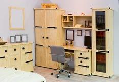 Interior moderno del sitio fotos de archivo libres de regalías