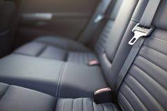 Interior moderno do carro - foto de stock