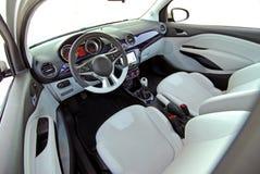 Interior moderno do carro Fotografia de Stock