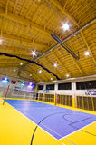 Interior moderno do gym Foto de Stock