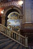 Interior of a monastery 21 Royalty Free Stock Photo