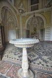 Beautiful fairy tale castle stock images