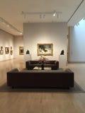 Interior Museum of arts in the city Dallas. Nice museum of arts in downtown Dallas,TX USA Stock Photo