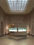 Interior of Museum of Fine Arts Boston USA Royalty Free Stock Photography