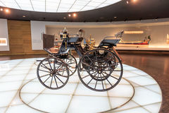 Interior of museum Royalty Free Stock Photography