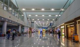 Interior of NAIA Airport in Manila stock photos