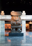 Interior of the National Museum in Mexico City Royalty Free Stock Photography