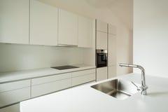 Interior new house, kitchen Royalty Free Stock Photos