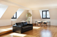 Interior, new loft Royalty Free Stock Images