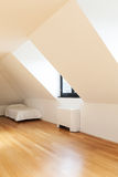 Interior, new loft Stock Images