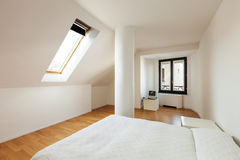 Interior, new loft Stock Photos